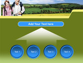 Backpacking PowerPoint Template#8