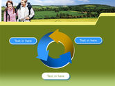 Backpacking PowerPoint Template#9