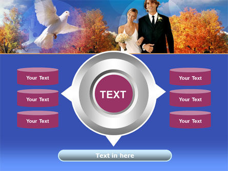Marriage Ceremony PowerPoint Template Slide 12