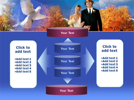 Marriage Ceremony PowerPoint Template Slide 13