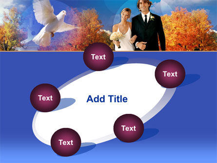 Marriage Ceremony PowerPoint Template Slide 14