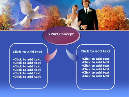 Marriage Ceremony PowerPoint Template, Slide 4, 00246, Holiday/Special Occasion — PoweredTemplate.com