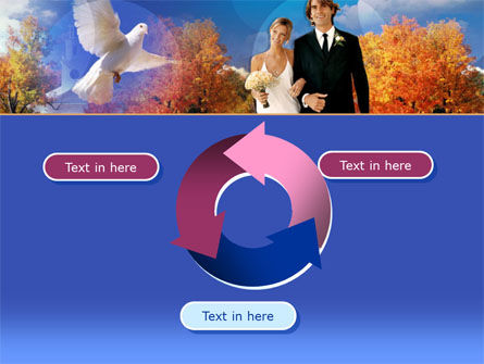 Marriage Ceremony PowerPoint Template Slide 9