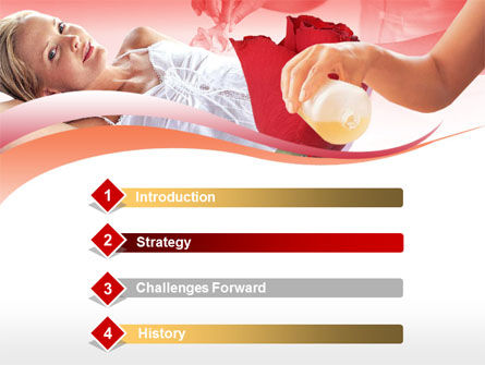 Body Care PowerPoint Template, Slide 3, 00251, Health and Recreation — PoweredTemplate.com