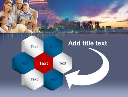 American Family PowerPoint Template Slide 11