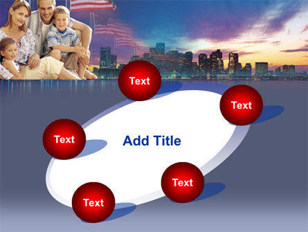 American Family PowerPoint Template Slide 14