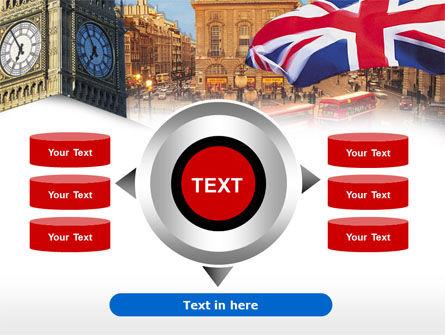 London PowerPoint Template Slide 12