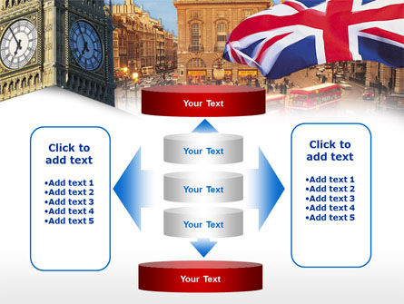 London PowerPoint Template Slide 13