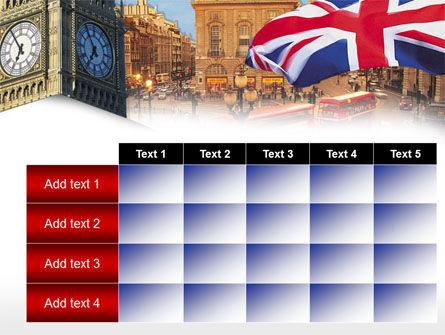 London PowerPoint Template Slide 15