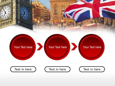London PowerPoint Template Slide 5