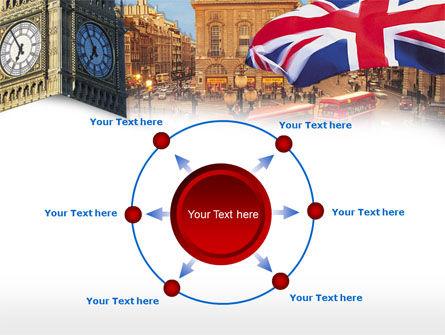 London PowerPoint Template Slide 7