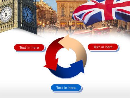 London PowerPoint Template Slide 9