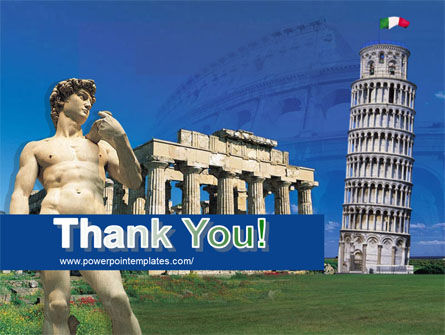 Italy PowerPoint Template Slide 20