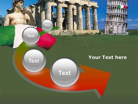Italy PowerPoint Template Slide 6