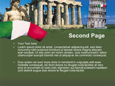 Italy PowerPoint Template#2