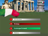 Italy PowerPoint Template#3