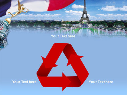 France PowerPoint Template Slide 10