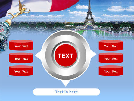 France PowerPoint Template Slide 12