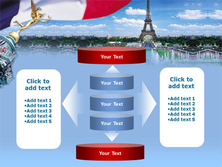 France PowerPoint Template Slide 13