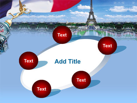 France PowerPoint Template Slide 14