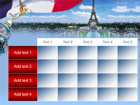 France PowerPoint Template Slide 15