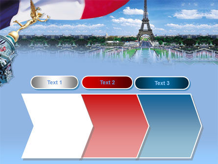 France PowerPoint Template Slide 16