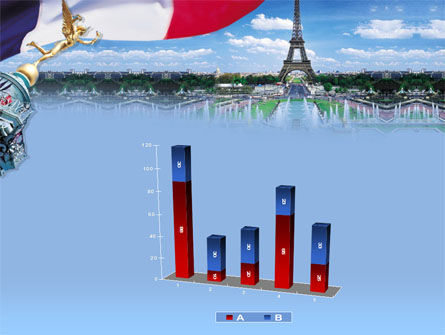 France PowerPoint Template Slide 17