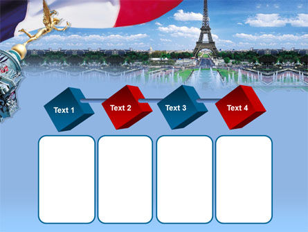 France PowerPoint Template Slide 18