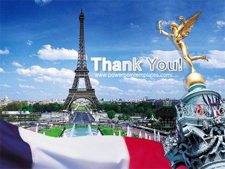 France PowerPoint Template Slide 20
