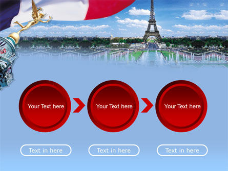 France PowerPoint Template Slide 5