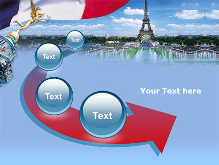 France PowerPoint Template Slide 6