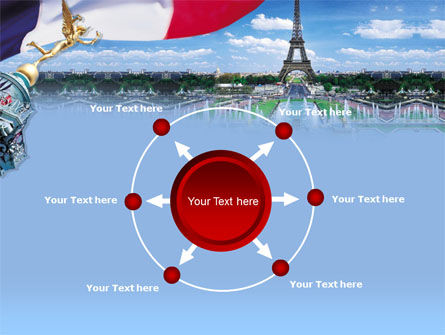 France PowerPoint Template Slide 7