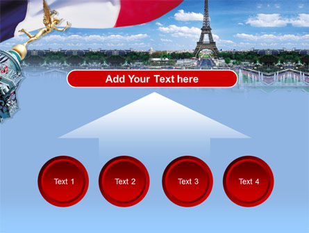 France PowerPoint Template Slide 8