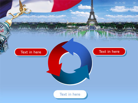 France PowerPoint Template Slide 9