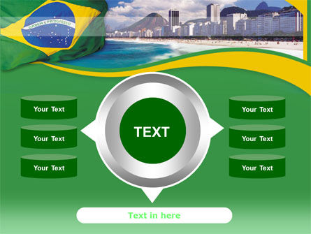 Brazil PowerPoint Template Slide 12