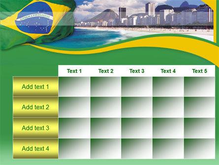 Brazil PowerPoint Template Slide 15