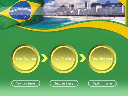 Brazil PowerPoint Template Slide 5