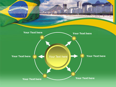 Brazil PowerPoint Template Slide 7