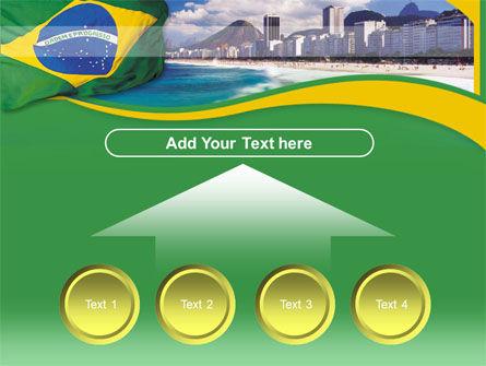 Brazil PowerPoint Template Slide 8