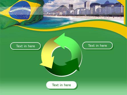 Brazil PowerPoint Template Slide 9