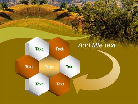 Landscape Hills PowerPoint Template Slide 11
