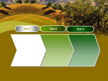 Landscape Hills PowerPoint Template Slide 16