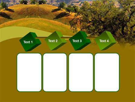 Landscape Hills PowerPoint Template Slide 18