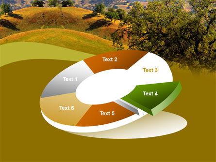 Landscape Hills PowerPoint Template Slide 19