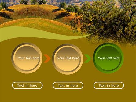 Landscape Hills PowerPoint Template Slide 5