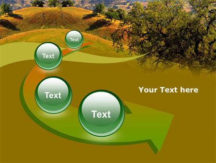 Landscape Hills PowerPoint Template Slide 6