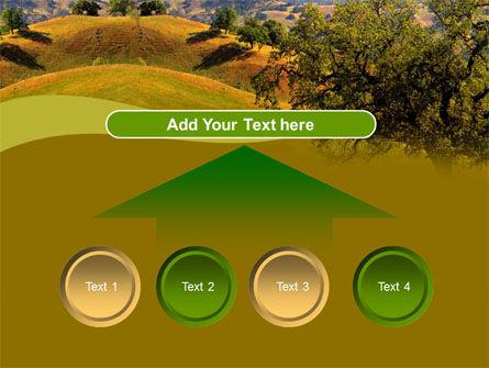 Landscape Hills PowerPoint Template Slide 8