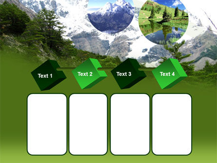 Mountains PowerPoint Template Slide 18