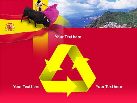 Spain PowerPoint Template Slide 10