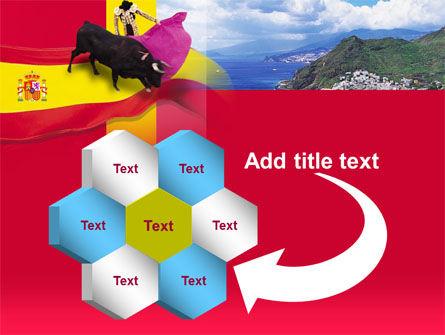 Spain PowerPoint Template Slide 11